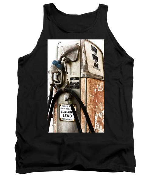 Ye Old Pump Tank Top by Caitlyn  Grasso