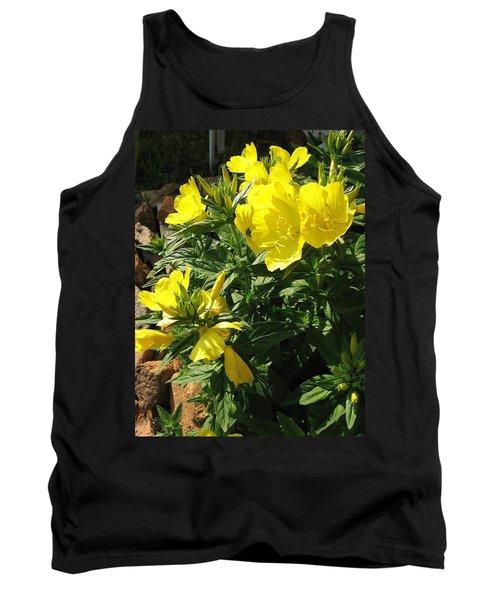 Yellow Primroses Tank Top