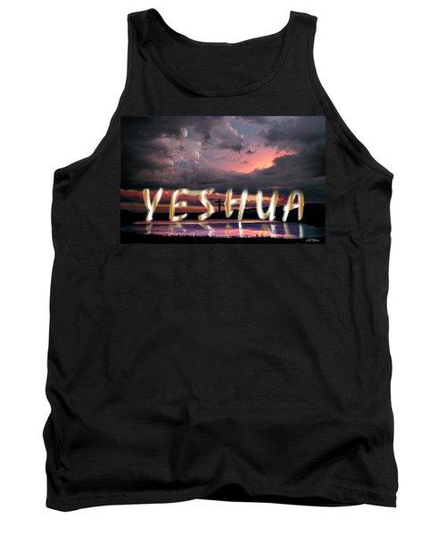 Yeshua Tank Top by Bill Stephens