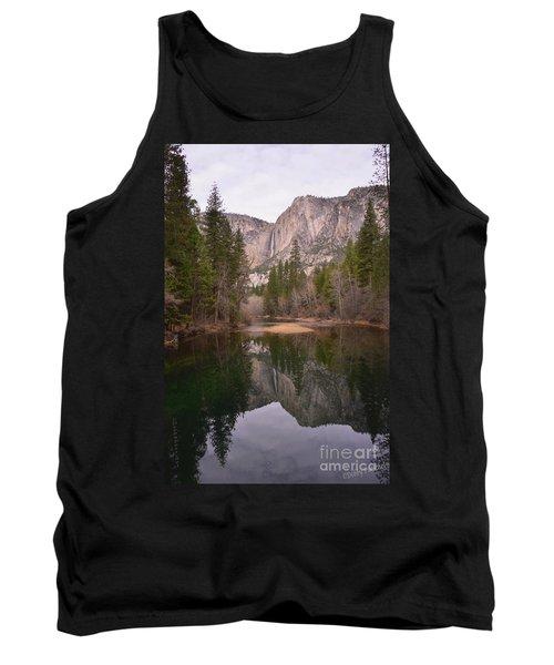 Yosemite Falls Reflection Tank Top