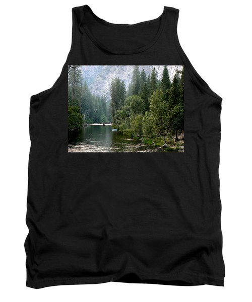 Tank Top featuring the photograph Yosemite National Park by Laurel Powell