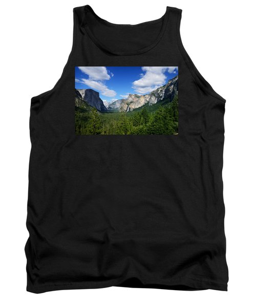 Yosemite National Park Tank Top