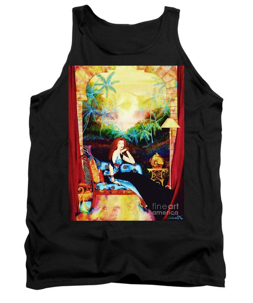 Young Debutante Tank Top