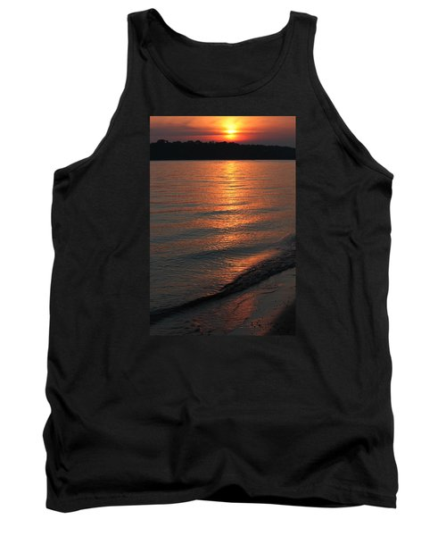 Tank Top featuring the photograph Your Moment Of Zen by Julie Andel