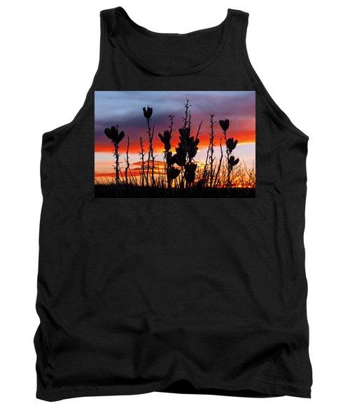 Yucca Sunset Tank Top