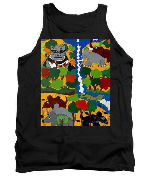 Zane Grey In Africa Tank Top