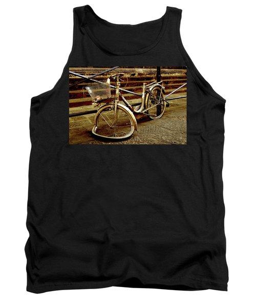 Bicycle Breakdown Tank Top