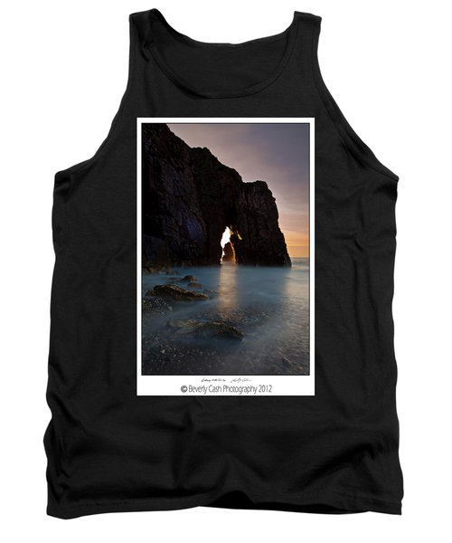 Gateway To The Sun Tank Top by Beverly Cash