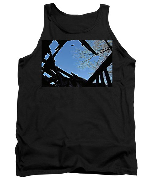 Above It Tank Top
