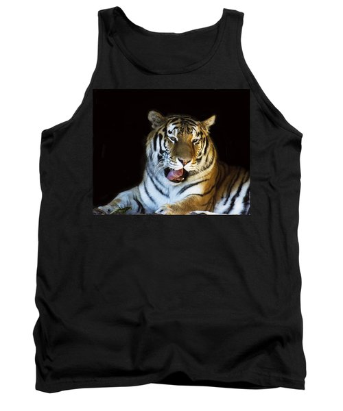 Awaking Tiger Tank Top