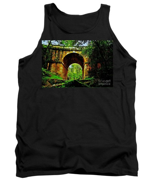 Colonial Era Bridge Tank Top