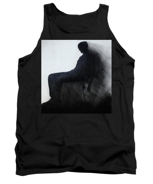 Coming Apart 2 Tank Top by Michael Cross