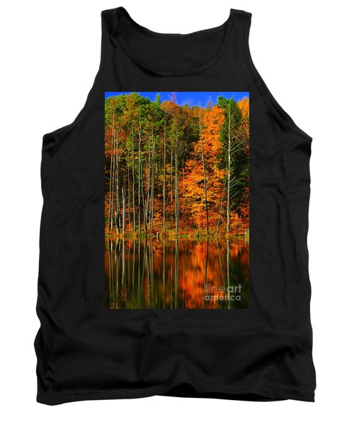 Coxsackie New York State Tank Top by Mark Gilman
