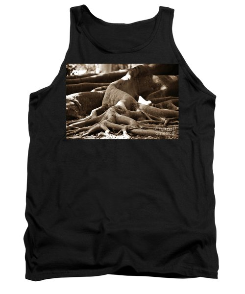 Fig Tree Roots Tank Top