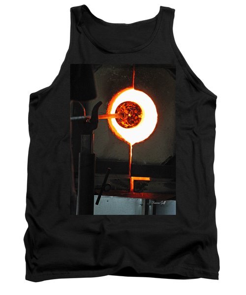Glass Blowing V Tank Top
