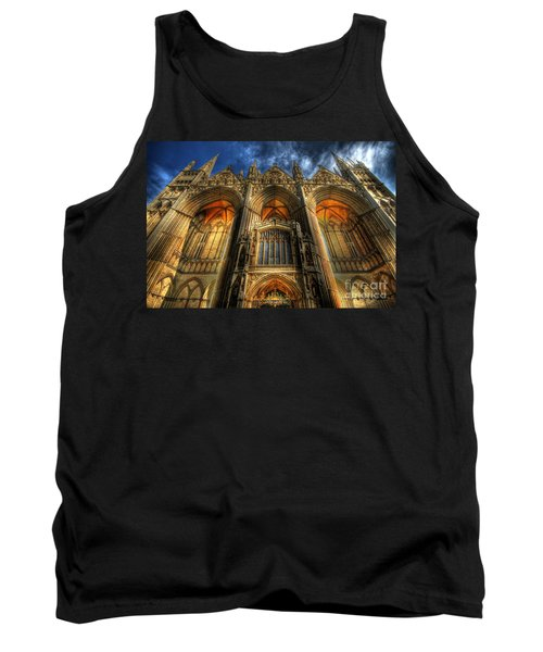 Peterborough Cathedral Tank Top
