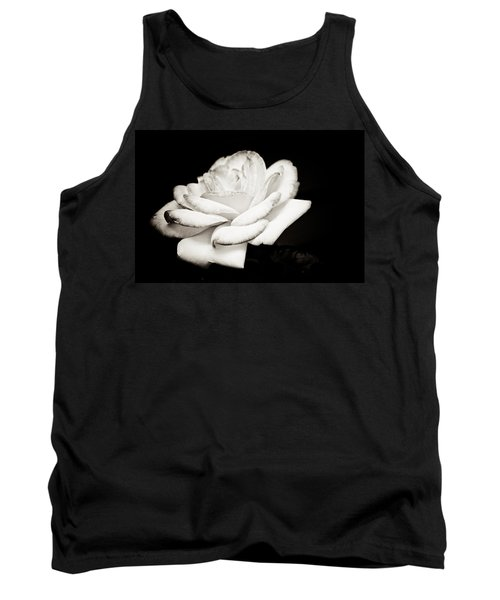 Tank Top featuring the photograph Pure Beauty by Sara Frank
