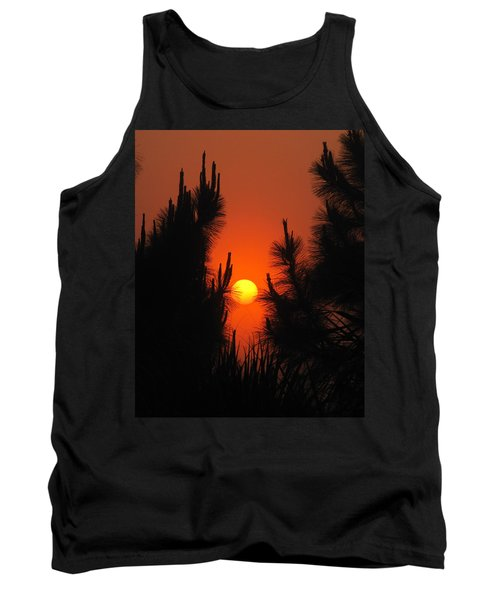 Rise And Pine Tank Top