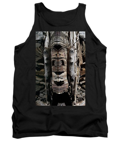 Tank Top featuring the photograph Spirit Of The Duncan by Cathie Douglas
