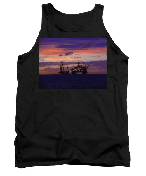 Thunder Horse Before The Storm Tank Top