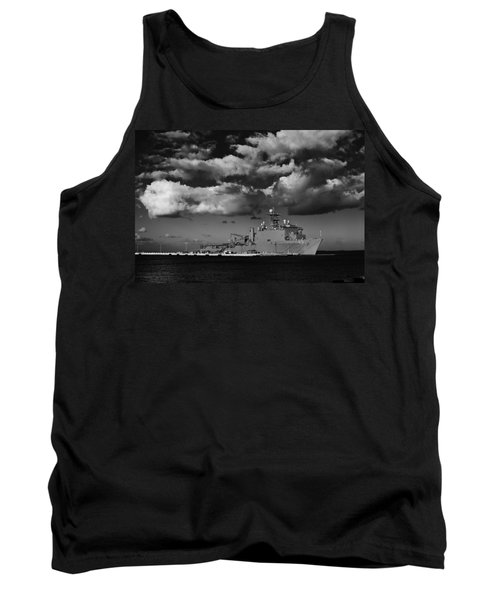 Uss Fort Mchenry Tank Top
