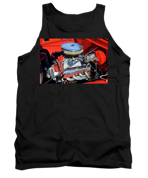 Tank Top featuring the photograph 1953 Ford Pickup by Paul Mashburn