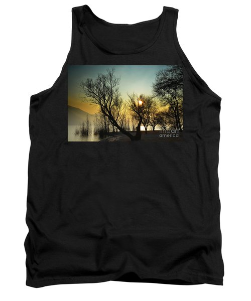 Sunlight Between The Trees Tank Top