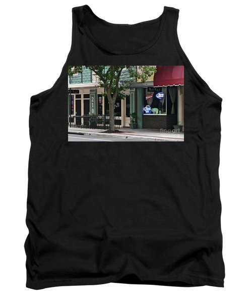 Tank Top featuring the photograph 210 Pine Street by Carol  Bradley