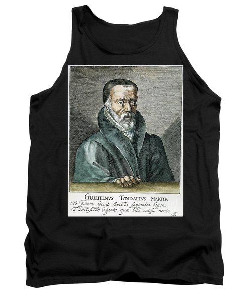 William Tyndale (1492?-1536) Tank Top