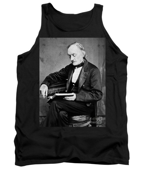 Richard Owen, English Paleontologist Tank Top