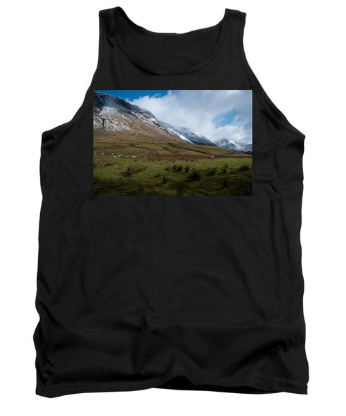 A View In The Mountains Tank Top