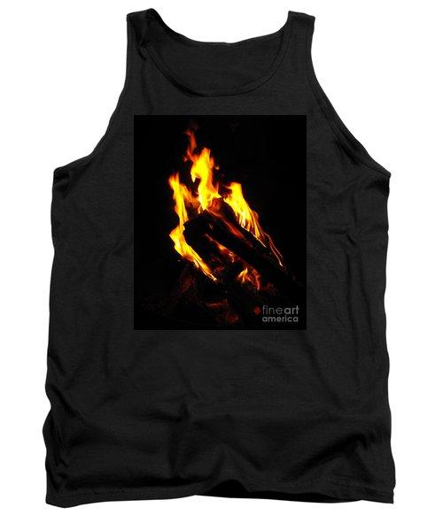 Abstract Phoenix Fire Tank Top