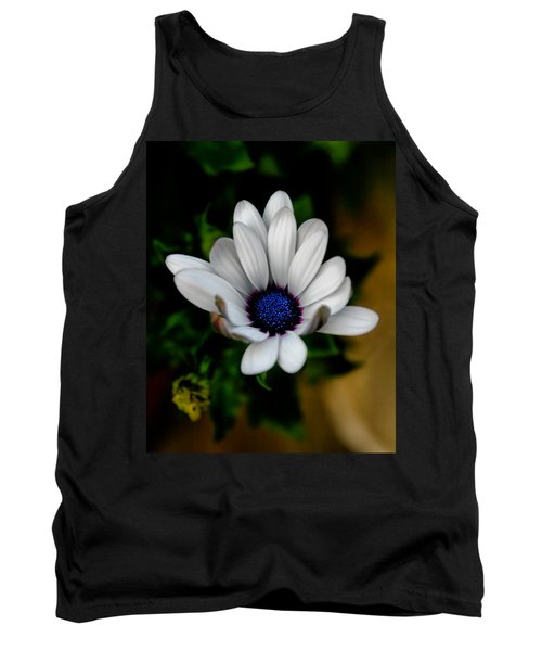 Tank Top featuring the photograph African Daisy by Lynne Jenkins