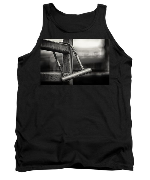 Tank Top featuring the photograph After The Horse Has Bolted by Tom Gort