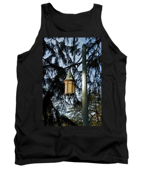 Tank Top featuring the photograph Akers Night by Joseph Yarbrough