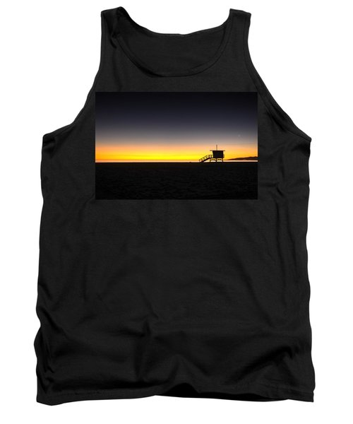 All Along The Guardtower Tank Top