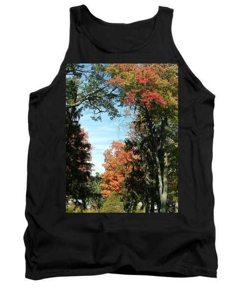 All The Trees Tank Top
