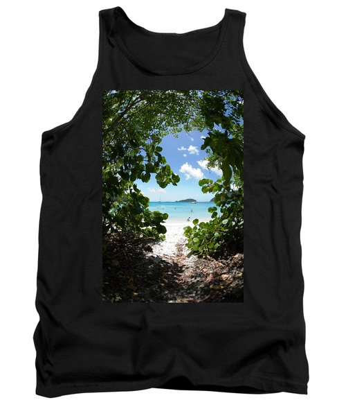 Almost There Tank Top