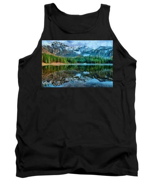 Alta Lakes Reflection Tank Top