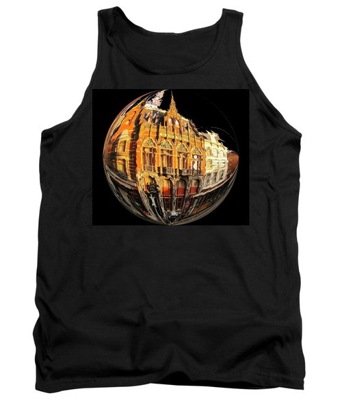 Tank Top featuring the photograph Amsterdam by Barbara Walsh