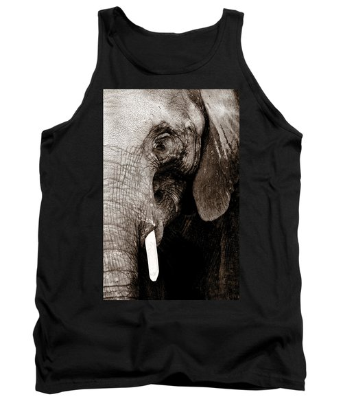 Ancient Face Tank Top