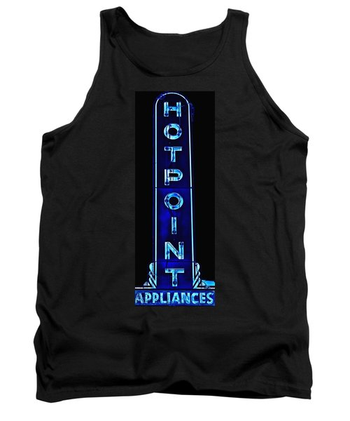 Appliance Sign Tank Top