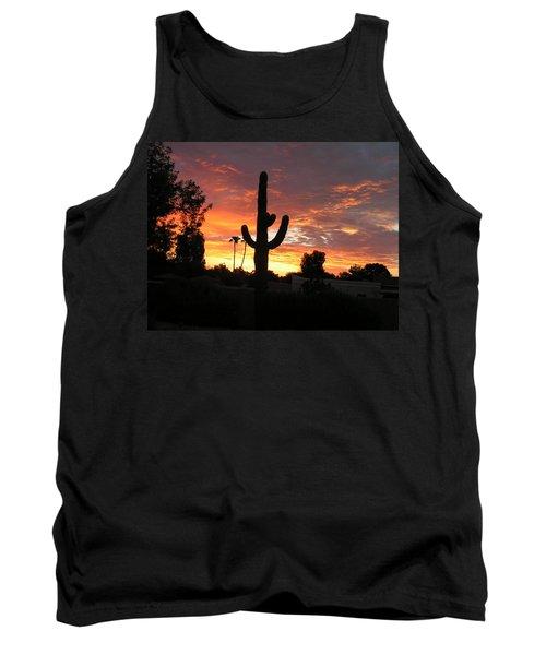 Arizona Sunrise 03 Tank Top