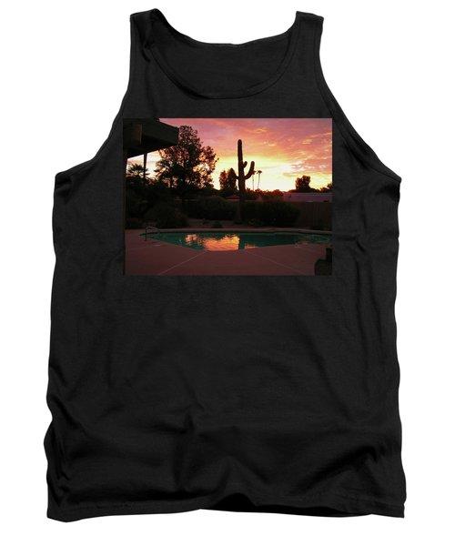 Arizona Sunrise 04 Tank Top