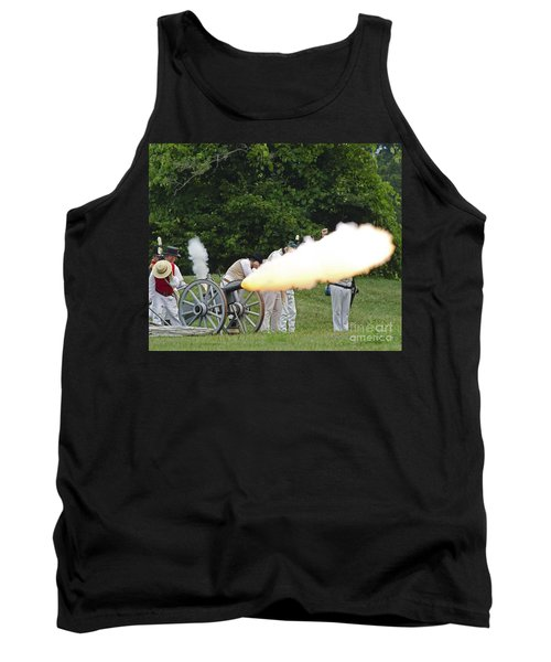 Artillery Demonstration Tank Top