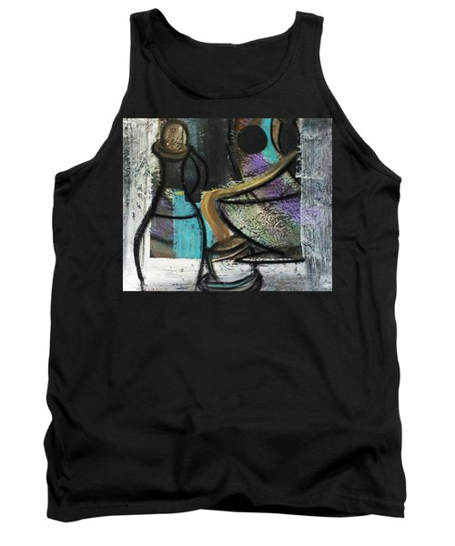 At Your Service Tank Top by Kelly Turner
