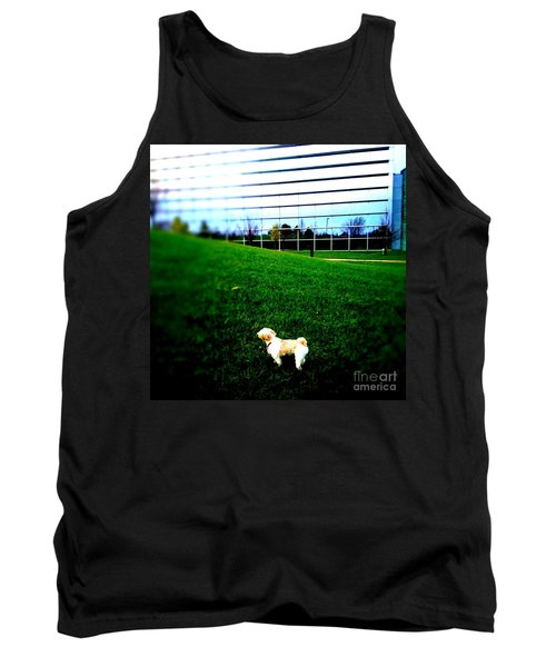 Atsuko Goes To School Tank Top by Xn Tyler