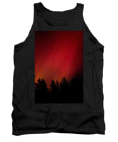 Aurora 01 Tank Top by Brent L Ander