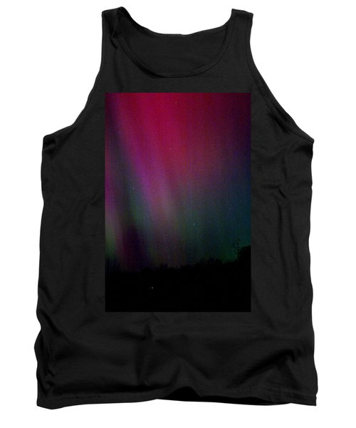 Aurora 03 Tank Top by Brent L Ander