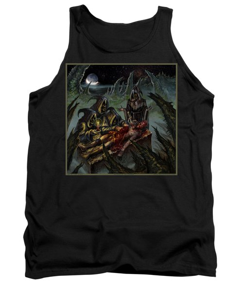 Autopsy Of The Damned  Tank Top